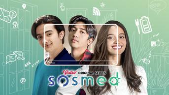 Daftar Pemain Serial SOSMED di Vidio, Angkat Kisah Kehidupan Selebgram