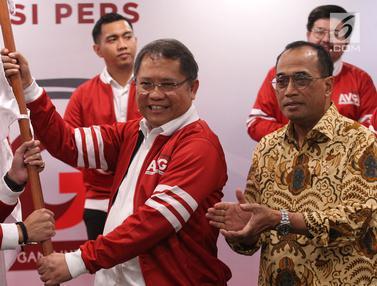 Dua Menteri Lantik Pengurus Asosiasi Olahraga Video Games Indonesia