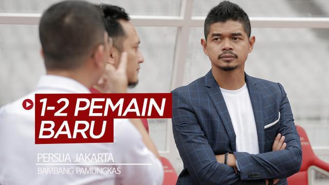 Berita video Manajer Persija Jakarta, Bepe (Bambang Pamungkas), menyampaikan akan ada 1-2 pemain baru yang akan bergabung ke klub Macan Kemayoran.