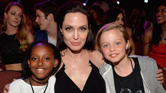 Pilunya Hati Ibu Kandung Zahara Anak Adopsi Angelina Jolie Showbiz Liputan6 Com