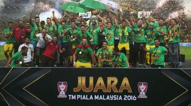 Kedah Juara Piala Malaysia 2016