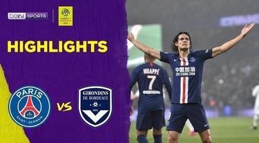Berita Video Highlights Ligue 1, PSG Kalahkan Bordeaux 4-3