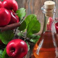 Kulit kamu bisa terbebas dari infeksi dengan menggunakan cuka sari apel.