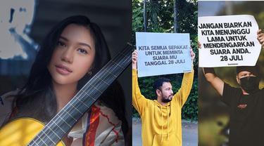 6 Potret Amindana Chinika, Penyanyi yang Rilis Single Baru Tiada Cinta Selain Kamu