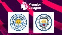 Premier League - Leicester City Vs Manchester City (Bola.com/Adreanus Titus)