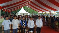 Santri Fest di Banten. (Liputan6.com/ Yandhi Deslatama)