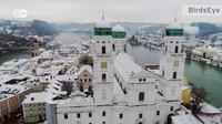 Penampakan Katedral ST Stephen yang berdiri pada abad ke-17 di Passau, Jerman. Sumberfoto: DW English