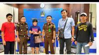 Pelarian terpidana kasus Tindak Pidana Perdagangan Orang (TPPO) (Human Trafficking) Diana Aman berakhir. Diana ditangkap tim Kejari Tanjung Balai, Sumatera Utara saat hendak membuat paspor dengan tujuan Malaysia.