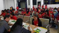 Pemulangan 404 TKI kelompok rentan dari Malaysia  (sumber: Kementerian Luar Negeri RI)
