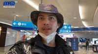 El Rumi saat tertahan du Bandara Dubai