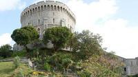 Moat Garden di Kastil Windsor menjadi salah satu sudut yang dibuka untuk umum. (dok. Instagram @theroyalfamily/https://www.instagram.com/p/CDivm7mn1y_/Dinny Mutiah)