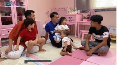 Menengok Kamar Tidur 2 Putri Ruben Onsu Serba Pink dan Banyak Tas Branded