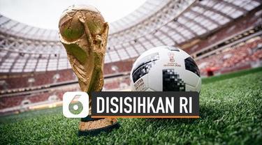 Indonesia menjadi tuan rumah pelaksanaan Piala Dunia U-20 2021. Sebelumnya Indonesia menyisihkan beberapa negara yang daftarakan diri sebagai tuan rumah.