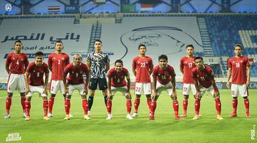 Foto: Imbangi Skuat Gajah Putih, Timnas Garuda Raih Poin Pertamanya di Kualifikasi Piala Dunia 2022 Zona Asia