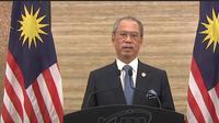 PM Malaysia Muhyiddin Yassin mundur. Dok: Selangor TV
