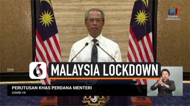 Berita Lockdown Malaysia Hari Ini Kabar Terbaru Terkini Liputan6 Com Page 2