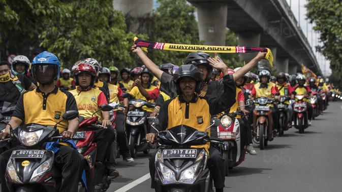 klub-klub shopee liga 1 2020 yang minim dukungan suporter