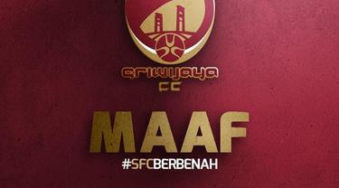 Masuk Liga 2, PSSI Pagaralam Ucap RIP Sriwijaya FC