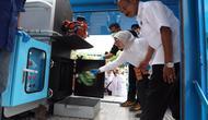 BPOM musnahkan produk obat dan makanan ilegal di Banda Aceh.
