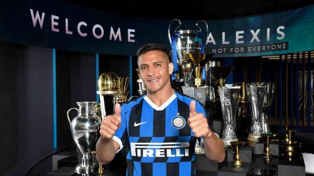 Alexis Sanchez - Inter Milan