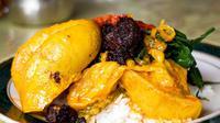 Seperti apa kelezatan nasi kapau khas Bukittinggi? (Foto: Good Indonesian Food)