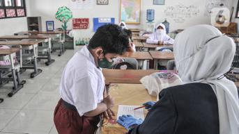 25 Sekolah di Jakarta Jadi Klaster Covid-19, Paling Banyak di Tingkat SMP