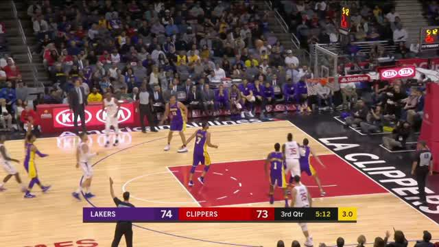 Mantan guard Los Angeles Lakers, Lou Williams berhasil bawa Los Angeles Clippers kalahkan mantan timnya dengan skor 120-115.