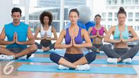Ilustrasi Yoga (iStockphoto)
