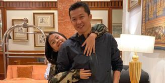 Taufik Hidayat dan Putrinya (Instagram/taufikhidayatofficial)