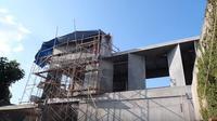 Titi Kamal dan Christian Sugiono sedang membangun rumah mewah (Dok.YouTube/Titi dan Tian)