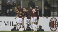 AC Milan mencoba untuk jaga konsistensi di serie A (AP/Luca Bruno)