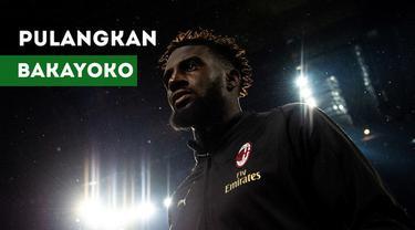 Apakah alasan AC Milan ingin memulangkan Tiemoue Bakayoko ke Chelsea?