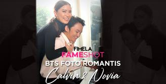 [thumbnail] FAMESHOT CALVIN JEREMY & NOVIA SANTOSO