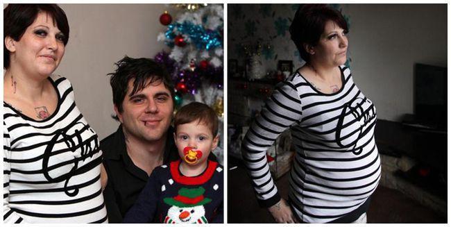 Di kehamilannya saat ini, Sophie memutuskan untuk berhenti merokok untuk selamanya. | Foto: copyright mirror.co.uk
