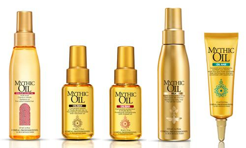 Dari kiri ke kanan: Color Glow Oil, Concentrate Nourishing Oil, Concentrate Protecting Oil, Milk mist spray dan Scalp Clarifying Pre Sampo | Foto: copyright Vemale.com