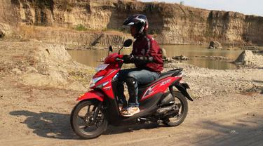 Honda Beat Jadi Motor Injeksi Paling Laris