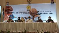 FGD Peningkatan Akses Pasar Serta Pengembangan Produk Utama dan Produk Samping Kelapa Berbasis Kelompok Tani