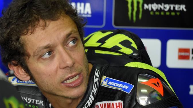Promotor MotoGP Bakal Mati-matian Cegah Rossi Hengkang ke Superbike
