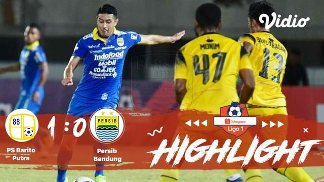 Laga lanjutan Shopee Liga 1, Barito Putera FC FC VS Persib Bandung berakhir dengan skor 1-0 #shopeeliga1 #BaritoPuteraFC #PERSIBBa...