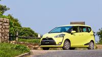 Wakil Presiden Direktur PT Toyota-Astra Motor (TAM) tidak menampik soal Toyota Sienta yang tengah diuji di Indonesia.