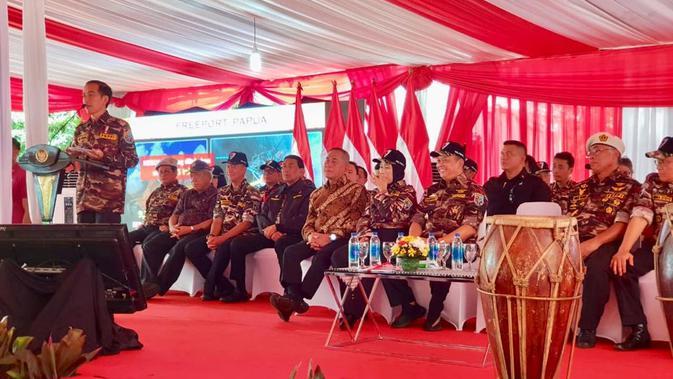 Jokowi Jadi Anggota Kehormatan FKPPI (FOTO:Liputan6.com/Istimewa)