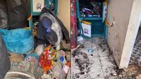 Viral Kamar Kos Cewek Penuh dengan Sampah, Sudah 5 Tahun Dihuni (sumber: TikTok/akuinezaryns)