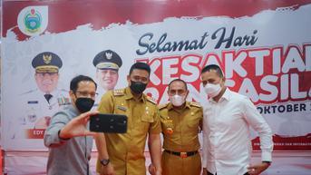 Bobby Nasution Minta Nadiem Makarim Buka Blokir Guru Penggerak Kota Medan