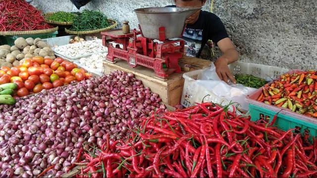 Harga Cabai Rawit Merah Turun Jadi Rp 25 Ribu Per Kg Bisnis Liputan6 Com