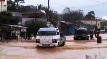Banjir-Sumbar