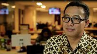 Direktur Utama PT Railink Heru Kuswanto. www.sulawesita.com