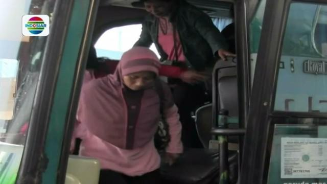 Bus yang membawa pemudik dari sejumlah daerah mengalami keterlambatan hingga lima jam di Terminal Pulogebang.