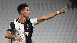 2. Cristiano Ronaldo (Juventus) - 30 gol. (AFP/Marco Bertorello)