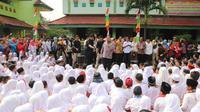 Program PMTAS sudah menjangkau 53 kelurahan di Jakarta dengan mempertimbangkan faktor sosial ekonomi.