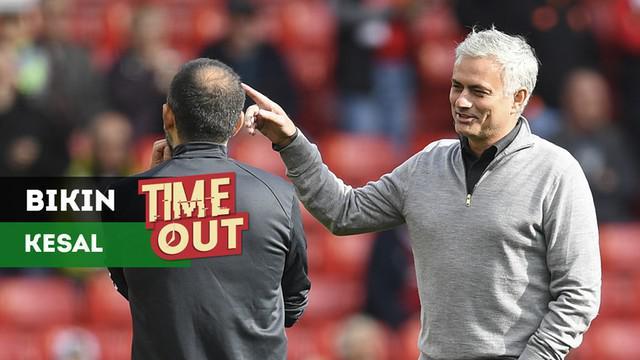 Mantan manajer Manchester United, Lois van Gaal, menuduh Jose Mourinho sebagai salah satu aktor dibalik pemecatan dirinya.